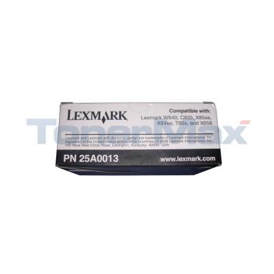 LEXMARK 25A0013 STAPLE CART